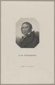 Bildnis des J.G. Schadow, Anton Wachsmann - 1818/1832 (Quelle: Digitaler Portraitindex)