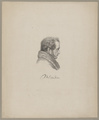 Bildnis des W. Schadow, Caspar (1860) (ungesichert) - 1848/1900 (Quelle: Digitaler Portraitindex)