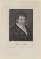 Bildnis des Eduard v. Schenk, Andreas Fleischmann - 1819/1878 (Quelle: Digitaler Portraitindex)