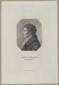 Bildnis des August Wilhelm Schlegel, Gustav Adolph Ludwig Zumpe - 1818/1832 (Quelle: Digitaler Portraitindex)