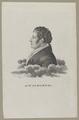Bildnis des A. W. Schlegel, Haas, Meno (ungesichert)-um 1800 (Quelle: Digitaler Portraitindex)