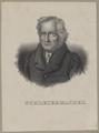 Bildnis des Schleiermacher, unbekannter K nstler - 1801/1900 (Quelle: Digitaler Portraitindex)