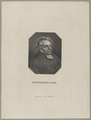 Bildnis des Schleiermacher, Anton Wachsmann - 1818/1832 (Quelle: Digitaler Portraitindex)