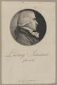 Bildnis des Ludwig Schubart, Bock, Christoph Wilhelm - um 1793 (Quelle: Digitaler Portraitindex)