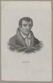 Bildnis des Johann Seume, unbekannter Künstler-1793/1899 (Quelle: Digitaler Portraitindex)