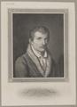 Bildnis des Johann Seume, unbekannter Künstler-um 1850 (Quelle: Digitaler Portraitindex)