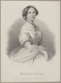 Bildnis der Henriette Sonntag, Charles Auguste Schuler - 1839/1859 (Quelle: Digitaler Portraitindex)