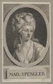 Bildnis der Auguste Spengler, Geyser, Christian Gottlieb - um 1800 (Quelle: Digitaler Portraitindex)