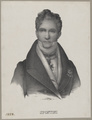 Bildnis des Spontini, unbekannter K nstler - 1801/1900 (Quelle: Digitaler Portraitindex)