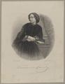 Bildnis der Wilhelmine Szarvady, Weger, August-1855/1892 (Quelle: Digitaler Portraitindex)