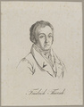 Bildnis des Friedrich Thiersch, unbekannter K nstler - 1809/1850 (Quelle: Digitaler Portraitindex)