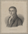 Bildnis des Thiesch, unbekannter K nstler - um 1800 (Quelle: Digitaler Portraitindex)