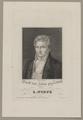 Bildnis des L. Tieck, Gustav Adolph Ludwig Zumpe - 1808/1854 (Quelle: Digitaler Portraitindex)