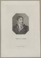 Bildnis des Chrph. Aug. Tiedge, Gustav Adolph Ludwig Zumpe - 1818/1832 (Quelle: Digitaler Portraitindex)
