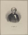 Bildnis des L. Uhland, Weger, August-1838/1862 (Quelle: Digitaler Portraitindex)
