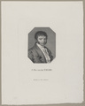 Bildnis des C. Frz. van der Velde, Rudolf Rahn (ungesichert) - 1818/1832 (Quelle: Digitaler Portraitindex)