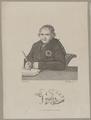 Bildnis des Abt Vogler, Johann Pleikard Bitth user - 1811/1859 (Quelle: Digitaler Portraitindex)