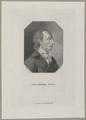 Bildnis des Joh. Heinr. Voss, Albert Schule - 1822 (Quelle: Digitaler Portraitindex)