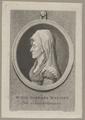 Bildnis der Maria Barbara Waesern, Daniel Berger - 1784 (Quelle: Digitaler Portraitindex)