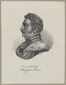 Bildnis des Wilhelm II. von Hessen, um 1820 (Quelle: Digitaler Portraitindex)