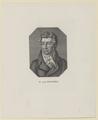 Bildnis des P. von Winter, Rudolf Rahn - 1814/1880 (Quelle: Digitaler Portraitindex)