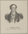 Bildnis des Alphons Zezi, C cilie Brand - 1832 (Quelle: Digitaler Portraitindex)