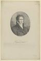 Bildnis des Franz Danzi, Heinrich E. Winter - 1817 (Quelle: Digitaler Portraitindex)