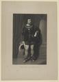 Bildnis des Eduard Devrient, Fleischmann, Andreas - 1817/1878 (Quelle: Digitaler Portraitindex)