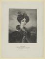 Bildnis der Elise, Kronprinzessin von Preu�en, G. Eduard M ller - um 1823 (Quelle: Digitaler Portraitindex)