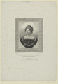 Bildnis der Marie, Joseph Mécou-vor 1837 (Quelle: Digitaler Portraitindex)
