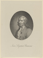 Bildnis des Jean Baptiste Rameau, Heinrich E. Winter - 1815 (Quelle: Digitaler Portraitindex)
