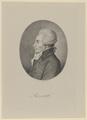 Bildnis des Rosetti, Heinrich E. Winter - 1818 (Quelle: Digitaler Portraitindex)