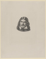 Bildnis des Friedrich R�ckert, Heinrich Merz - 1821/1875 (Quelle: Digitaler Portraitindex)