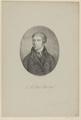 Bildnis des J. Fr. Xav. Sterkel, Heinrich E. Winter - 1816 (Quelle: Digitaler Portraitindex)