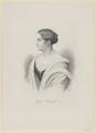 Bildnis der Agnese Schebest, F. Wagner-1830/1900 (Quelle: Digitaler Portraitindex)