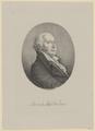 Bildnis des Bernh. Ans. Weber, Heinrich E. Winter - 1817 (Quelle: Digitaler Portraitindex)