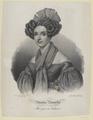 Bildnis der Herzogin Amalia Augusta zu Sachsen, Vogel von Vogelstein, Carl Christian - 1831/1860 (Quelle: Digitaler Portraitindex)