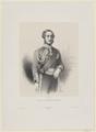 Bildnis des Albert, Marie Alexandre Alophe-1827/1883 (Quelle: Digitaler Portraitindex)