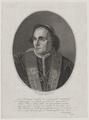 Bildnis des Papst Pius VII., Willem van Senus - 1801/1820 (Quelle: Digitaler Portraitindex)