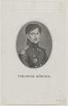 Bildnis des Theodor K�rner, Bollinger, Friedrich Wilhelm (ungesichert) - 1811/1820 (Quelle: Digitaler Portraitindex)