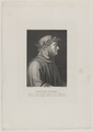 Bildnis des Francesco Petrarca, Jacopo Bernardi (1808) - 1823/1847 (Quelle: Digitaler Portraitindex)