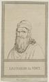 Bildnis des Leonardo da Vinci, Abraham Lion Zeelander - 1805/1856 (Quelle: Digitaler Portraitindex)