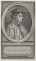 Bildnis des Ulricus Zwinglius, Reinier Vinkeles-1796 (Quelle: Digitaler Portraitindex)