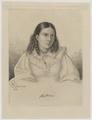 Bildnis Bettine von Arnim, Ludwig Emil Grimm - 1809 (Quelle: Digitaler Portraitindex)