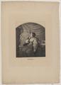 Bildnis Bettine von Arnim, Ludwig Emil Grimm - 1838 (Quelle: Digitaler Portraitindex)