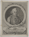 Bildnis des Carl Philipp Emanuel Bach, Andreas St ttrup - 1780/1811 (Quelle: Digitaler Portraitindex)