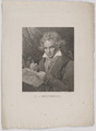 Bildnis Ludwig van Beethoven, Petersen, H.-nach 1822 (Quelle: Digitaler Portraitindex)