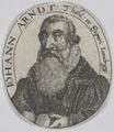 Bildnis des Iohann Arndt, unbekannter Künstler-1651/1700 (Quelle: Digitaler Portraitindex)