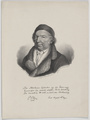 Bildnis Karl August B�ttiger, Ludwig Z llner - 1826 (Quelle: Digitaler Portraitindex)