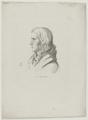 Bildnis Adelbert von Chamisso, Franz Theodor Kugler-1828 (Quelle: Digitaler Portraitindex)